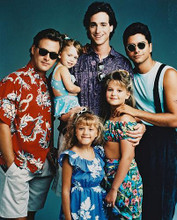 This is an image of 211911 Full House Photograph & Poster