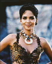 This is an image of 212408 Halle Berry Photograph & Poster