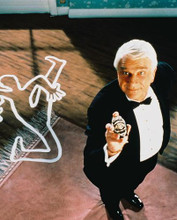 This is an image of 215071 Leslie Nielsen Photograph & Poster