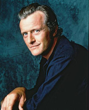 This is an image of 216186 Rutger Hauer Photograph & Poster