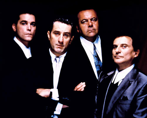 This is an image of 216534 Goodfellas Photograph & Poster
