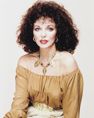 This is an image of 217563 Joan Collins Photograph & Poster