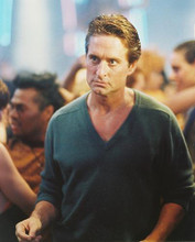 This is an image of 217586 Michael Douglas Photograph & Poster