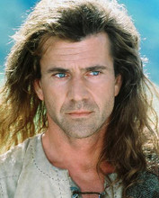 This is an image of 218131 Mel Gibson Photograph & Poster