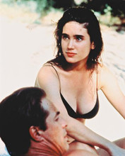 This is an image of 219975 Jennifer Connelly Photograph & Poster