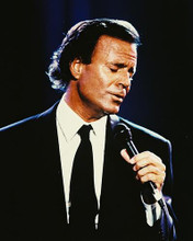 This is an image of 220063 Julio Iglesias Photograph & Poster
