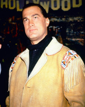 This is an image of 222289 Steven Seagal Photograph & Poster