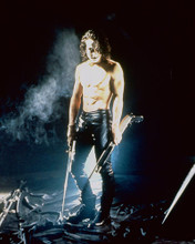 This is an image of 222654 Brandon Lee Photograph & Poster