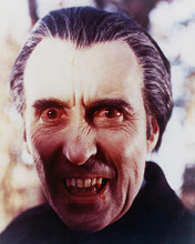 This is an image of 224924 Christopher Lee Photograph & Poster