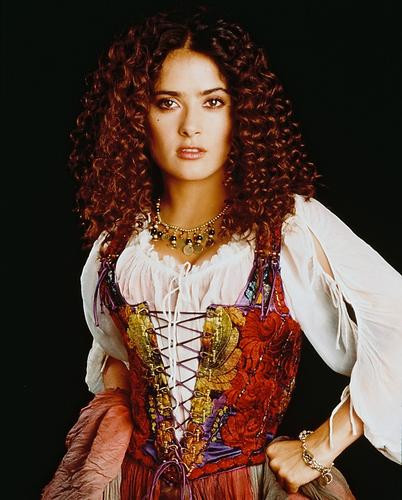 This is an image of 225769 Salma Hayek Photograph & Poster