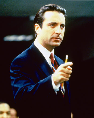 This is an image of 226198 Andy Garcia Photograph & Poster