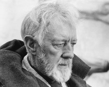 This is an image of 168307 Alec Guinness Photograph & Poster