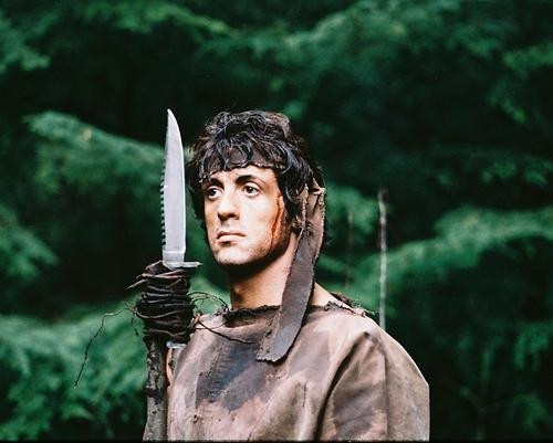 This is an image of 218772 Sylvester Stallone Photograph & Poster