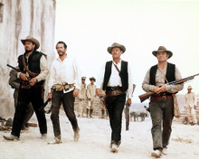 This is an image of 224190 The Wild Bunch Photograph & Poster