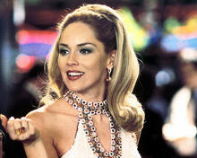 This is an image of 225472 Sharon Stone Photograph & Poster