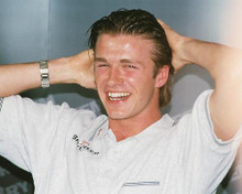 This is an image of 230421 David Beckham Photograph & Poster