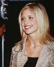 This is an image of 237967 Sarah Michelle Gellar Photograph & Poster