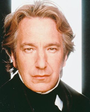 This is an image of 238536 Alan Rickman Photograph & Poster