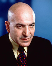 This is an image of 226755 Telly Savalas Photograph & Poster