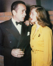 This is an image of 227311 Humphrey Bogart & Bacall Photograph & Poster