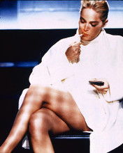 This is an image of 227560 Sharon Stone Photograph & Poster