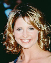 This is an image of 230094 Sarah Michelle Gellar Photograph & Poster