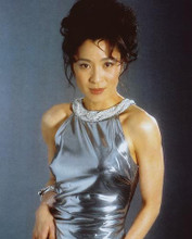 This is an image of 230268 Michelle Yeoh Photograph & Poster