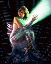 This is an image of 230538 Natasha Henstridge Photograph & Poster