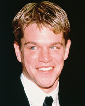 This is an image of 231383 Matt Damon Photograph & Poster