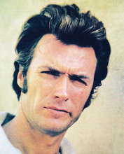 This is an image of 235891 Clint Eastwood Photograph & Poster
