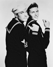 This is an image of 168628 Frank Sinatra & Gene Kelly Photograph & Poster