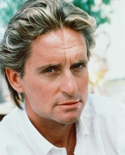 This is an image of 234564 Michael Douglas Photograph & Poster