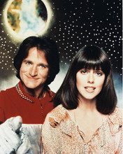 This is an image of 234155 Mork and Mindy Photograph & Poster