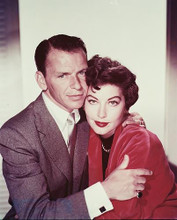 This is an image of 235183 Frank Sinatra & Ava Gardner Photograph & Poster