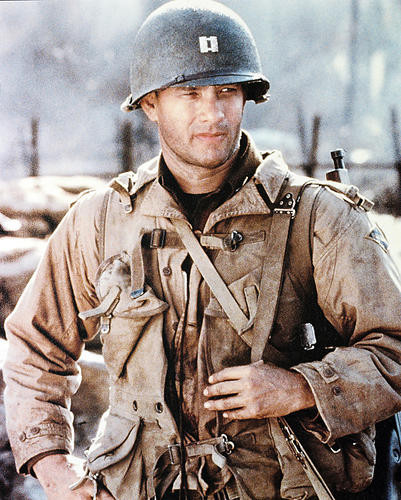 This is an image of 234095 Tom Hanks Photograph & Poster