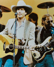 This is an image of 236903 George Strait Photograph & Poster