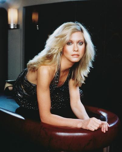 This is an image of 235609 Olivia Newton-John Photograph & Poster