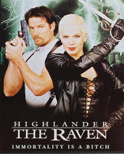 This is an image of 236756 Highlander the Raven Photograph & Poster