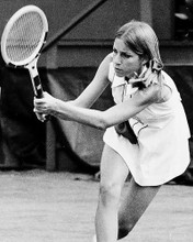 This is an image of 168162 Chris Evert Photograph & Poster