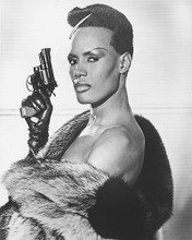 This is an image of 169994 Grace Jones Photograph & Poster