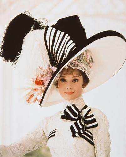This is an image of 240477 Audrey Hepburn Photograph & Poster