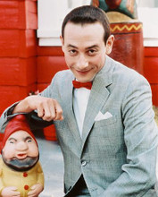 This is an image of 240478 Pee Wee Herman Photograph & Poster