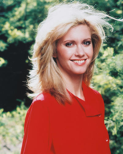 This is an image of 242653 Olivia Newton-John Photograph & Poster