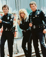 This is an image of 242734 T.J. Hooker Photograph & Poster