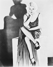 This is an image of 170219 Jean Harlow Photograph & Poster