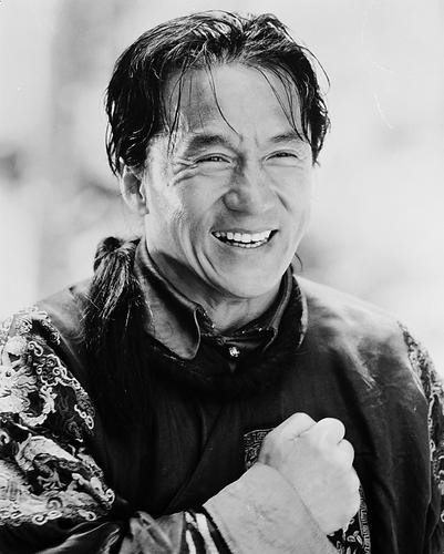 This is an image of 170229 Jackie Chan Photograph & Poster