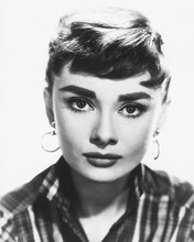 This is an image of 170492 Audrey Hepburn Photograph & Poster