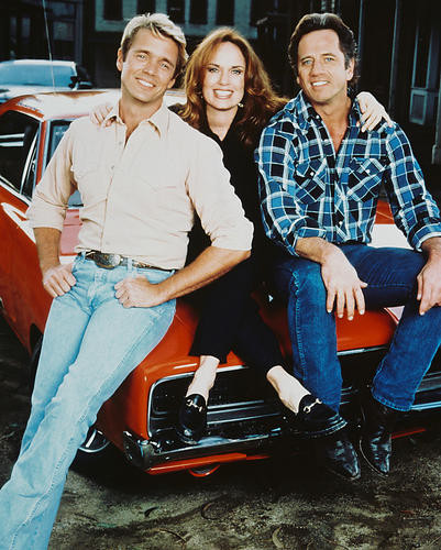 This is an image of 242936 Dukes of Hazzard Photograph & Poster