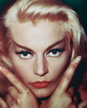 This is an image of 243335 Anita Ekberg Photograph & Poster