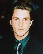 This is an image of 243534 Christian Bale Photograph & Poster